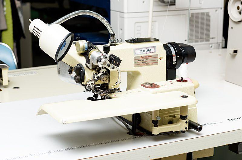 すくい縫いミシン